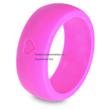 Top Selling Products In Alibaba 9mm Men Silicone Wedding Ring