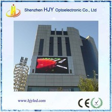 P10 outdoor full color small 7 segment led display for elevator