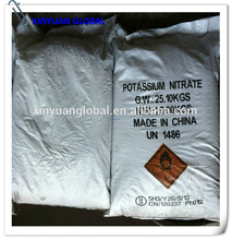 factory potassium nitrate KNO3