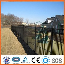 ISO9001 wrought iron bar fence(Wholesale China)