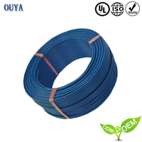 Customized hot wire high tensile steel wire green yellow ground wire