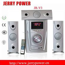 hot sale good price USB SD FM 3.1 PC speaker, bluetooth 3.1 speaker box