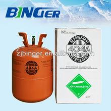 de alta pureza del gas refrigerante 404a para la venta