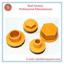 Plastic PVC End Cap for Lean Pipes Manufacturer