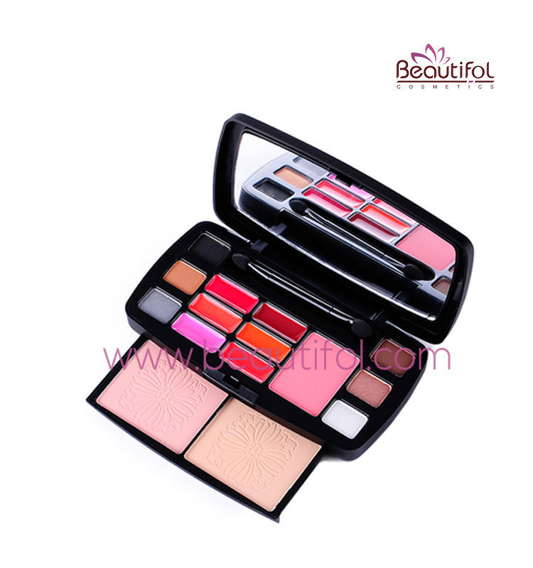 Private Label Make Up Sethandy Combo Makeup Paletteshading Powder
