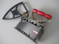 cast iron charcoal irons