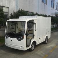 mini electric truck with cargo box LT-S2.HX