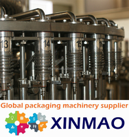 High quality fruit juice filling machine product line