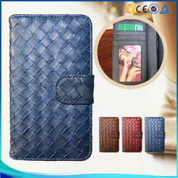wallet leather case for BLU vivo selfie ,mobile phone book style leather case for BLU vivo selfie