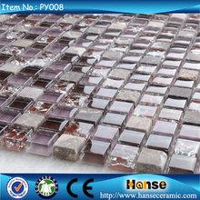 Py008 Foshan venta al por mayor stock premium <span class=keywords><strong>de</strong></span> mármol decoración del hogar mosaico medallón