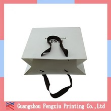 China Printed Unique Design Cheap Holiday Paper Shopping Bags