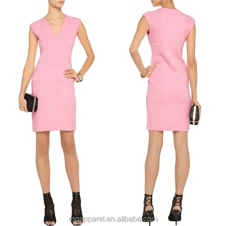 wholesale fashion clothing textured cheap pink