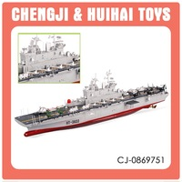 New Products 1:350 2.4G R/C model battleship toy radio controlled warship