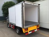 forland 1 ton fiberglass cargo van truck