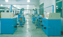 production silicone cable complete line with latest technology