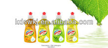 OEM&ODM dish washing liquid formula