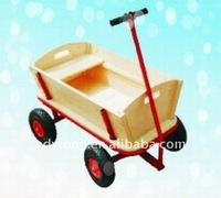 children toy tool wooden cart