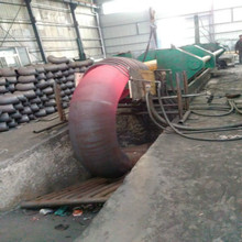 Medium Frequency Induction Pipe Tube Elbow Bending Machine