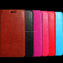 OEM manufacture Luxury flip leather mobile phone case for iphone 6 plus