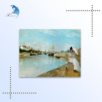 Unique Design Printing Oil Canvas Type and Painting Use blank Canvas for Decoration