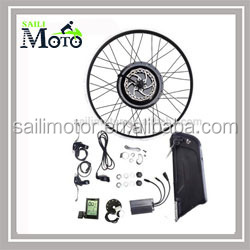 2015 new cheap electric off road bike kit