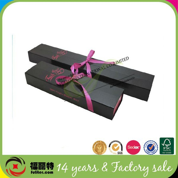 Customized New Style Hair Weave Packaging