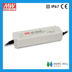 Meanwell LPC-100-500 Waterproof Electronic LED Driver