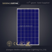 hot sell 12v 10w 60w 100w 250w poly solar panel