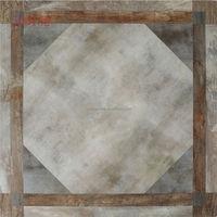 floor tiles, rustic tiles, 3d tiles, wood design, 50x50cm, No:5D2152