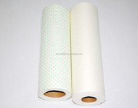 100% Bamboo fibre Towels with Scrubbing Dots 20 pcs per roll