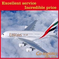 Air cargo cheap air freight rate shipping company China to Dubai UAE----Skype: colsales02