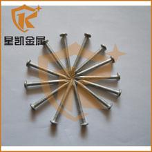 low carbon steel concrete nails