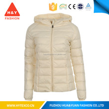 Windproof Waterproof Fashion Hot Sale Custom Cheap Wholesale High Quality Jacket Coat Womens Autumn Spring Padding Polyester