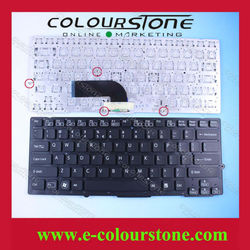 Brand New Notebook Keyboards For Sony Vaio VPC-SB VPCSB VPCSD VPC-SD US Keyboard Without Frame