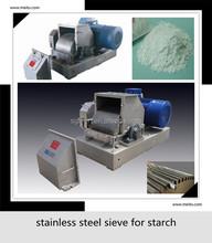 China automatic potato starch macinery rasper breaking machine