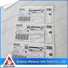 2015 Free sample a4 sticker paper label