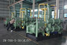 Souair Oil-free Medium High pressure Air Compressor 0.1-8Nm3/min 16.5mpa Nature gas Helium
