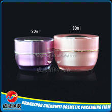 High quality acrylic luxury cosmetics container