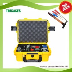 2015 China Shanghai new products injection molded professional hard plastic waterproof case