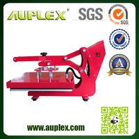 2015 manual LCD digital power heat press machine 38x38 factory price
