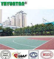 Indoor Sports Court Floor Material