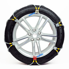 European standard snow chain tire size table for European users