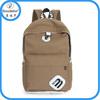 Unisex Korean Canvas School Travel double Shoulder Backpack Rucksack Bag