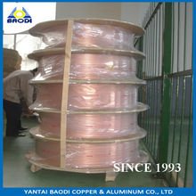China TP2 copper pipe for air conditioner