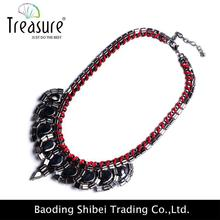 Fashion brand accessories heavy indian bridal necklace sets