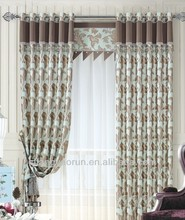 Classic living room curtains for rooms