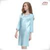 2015 silk sleeping wear for women sexy nighty dress sleeping wear