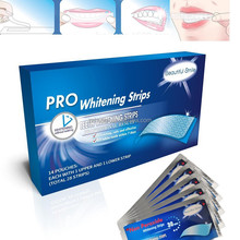 3D whitening strips with 6%HP with OEM service