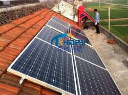 Factory direct sale !!! 3000w 4000w 5000w 10kw Solar panel system , Solar energy system contain 100w 200w 250w 300w Solar panel