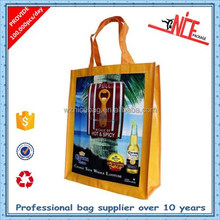 alibaba high quality pp non woven tote bags laminated